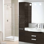 Шкаф-пенал BERLONI BAGNO серия WALL 30*170 см арт. WL CS01 DX/SX